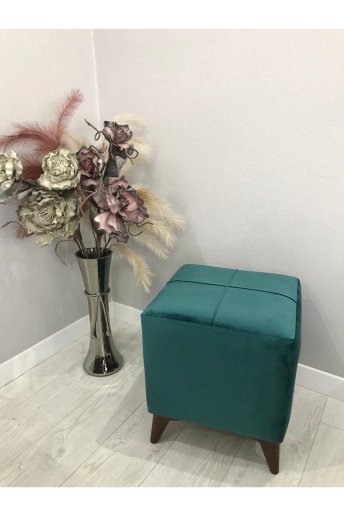 Başaran mobilya tasarım Kare Puf 1