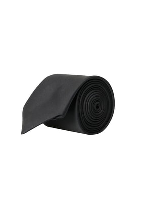 ALTINYILDIZ CLASSICS Erkek Siyah Siyah Nano Kravat