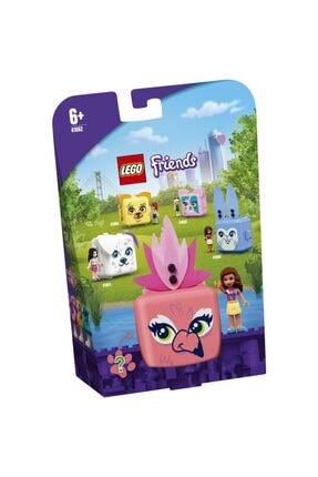 LEGO ® Friends Olivia'nın Flamingo Küpü 41662