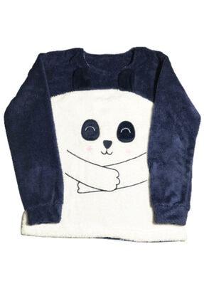 FAWN Kız Çocuk Panda Figürlü Sweatshirt