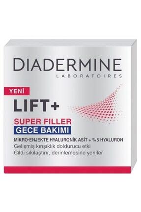 Diadermine Lift+ Super Filler Gece Kremi 50 Ml