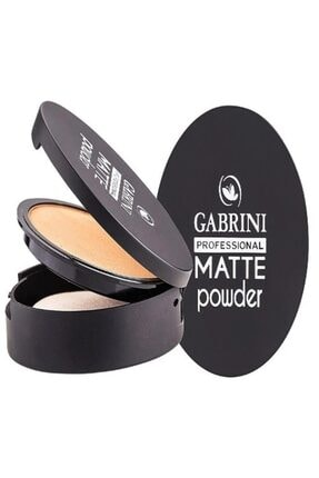 Gabrini Gabrını Prof.Matte Powder