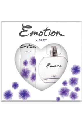 Emotion Emotıon Vıolet Edt 50ml+deodorant 150ml