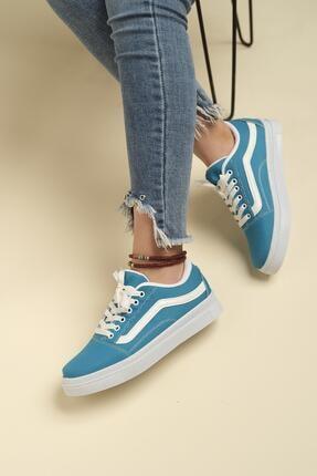 Oksit Calida Vns Kanvas Kadın Sneaker