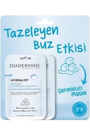 Diadermine Hydralist Cooling Mask 8ml 2li