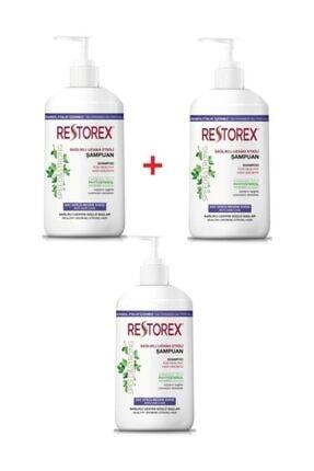 Restorex 1000 ml. X 3 Adet