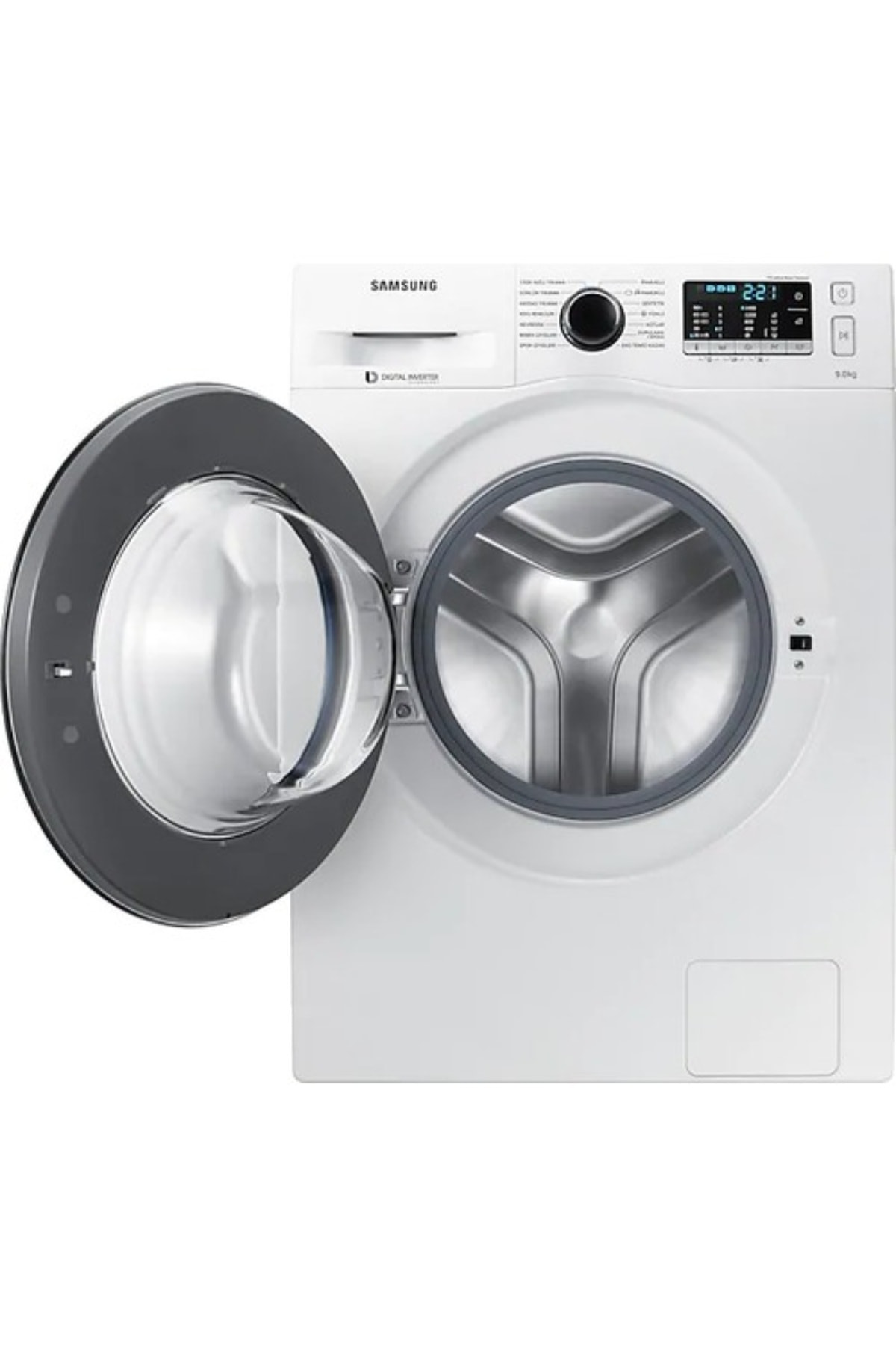 Samsung WW90J5475FW A+++ 1400 Devir 9 kg Çamaşır Makinesi 2