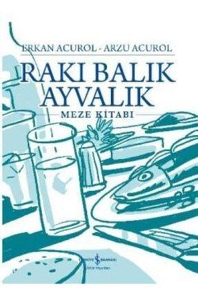 İş Bankası Kültür Yayınları Rakı Balık Ayvalık