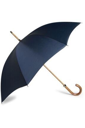 TEKŞEM RAİNDROPS Raindrops Baston Şemsiye 8 Telli Ahşap