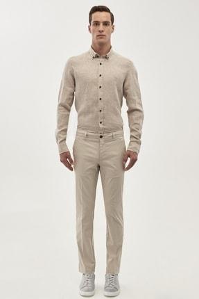 ALTINYILDIZ CLASSICS Erkek Taş Slim Fit Pantolon