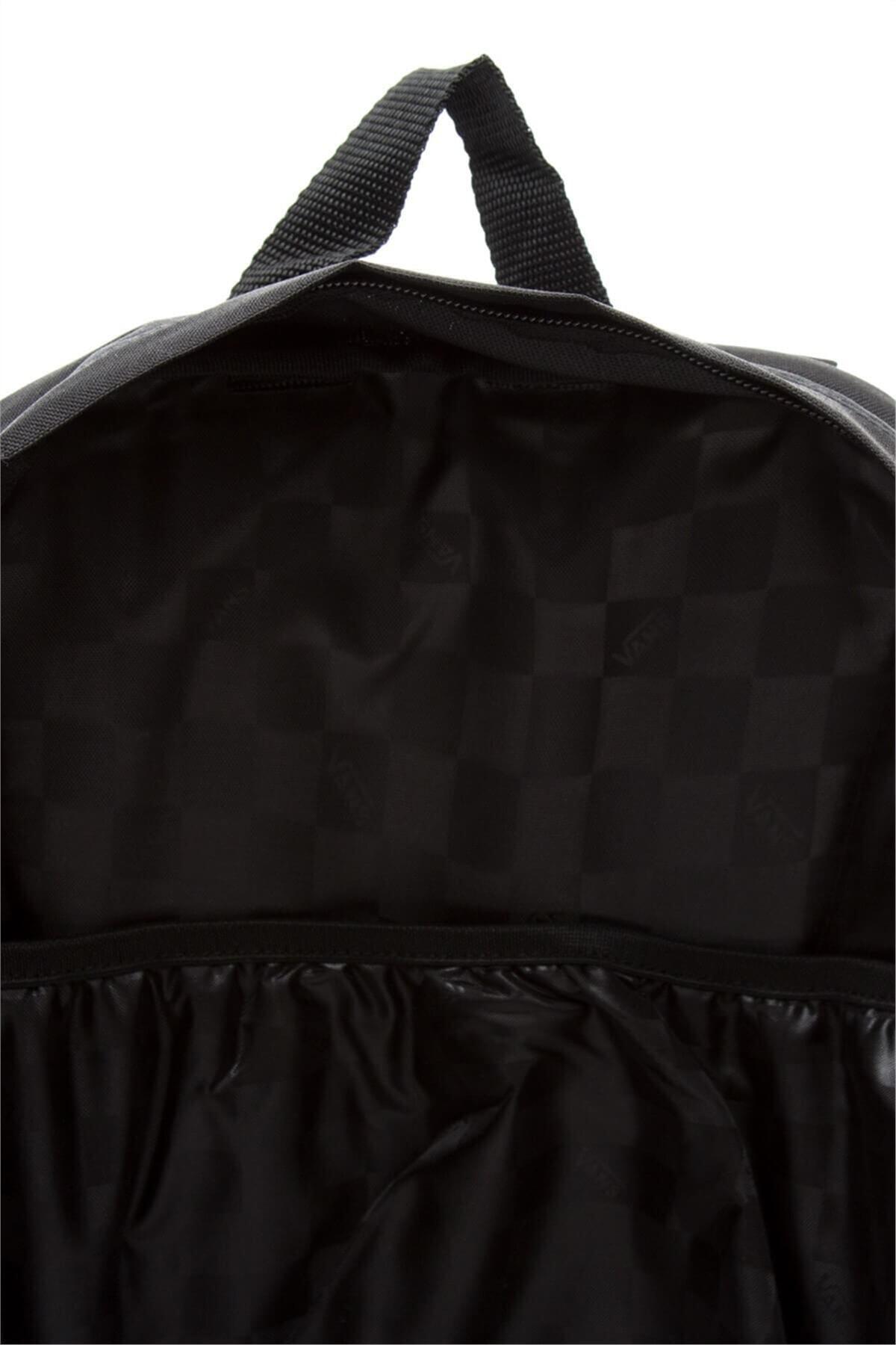 Vans Realm Backpack Siyah Unisex Sırt Çantası 100384797 2