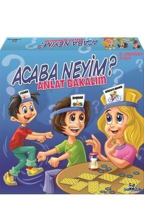 Samatlı Oyuncak Acaba Neyim Anlat Bakalım Kutu Oyunu