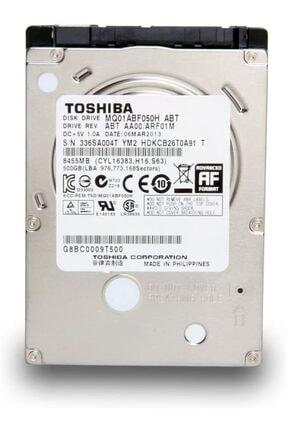 Toshiba Toshıba Mq01abf050h, 2.5'' 500gb + 8gb Sshd, Hybrid Drive