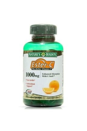 Nature's Bounty Ester-c 1000 Mg 60 Tablet