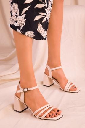SOHO Ten Kadın Klasik Topuklu Ayakkabı 15831