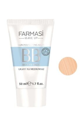 Farmasi Bb Krem - All In One Açıktan Ortaya 02 50 ml 8690131764005