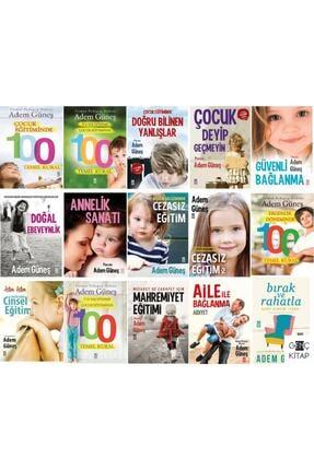 Timaş Yayınları Adem Güneş Çocuk Eğitimi 15 Kitap Full Set