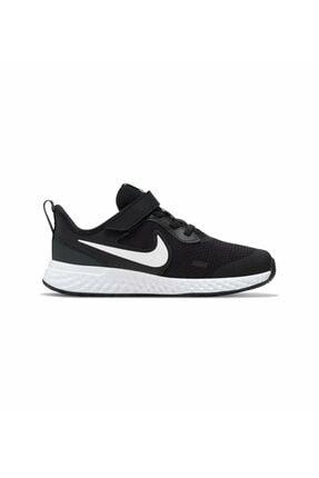 Nike Unisex Siyah Beyaz Koşu Yürüyüş Ayakkabısı