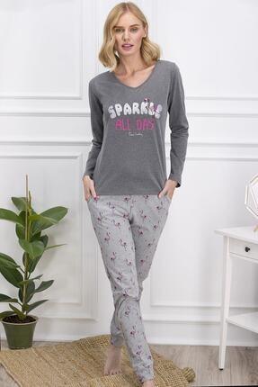 Pierre Cardin Pıerre Cardın Kadın Pijama Takımı Pc7615-s 21k