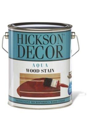 EGE ARGE Hickson Dekor Aqua Stain Creol 2,5 Lt Ahşap Boyası Su Bazlı