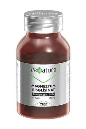 VeNatura Magnezyum Bisglisinat Takviye Edici Gıda