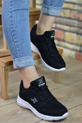XStep Kadın Siyah Spor Ayakkabı