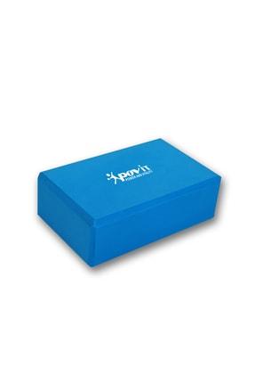 Povit Mavi Yoga Blok 1 Adet