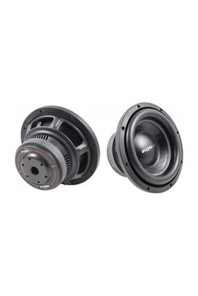 For-X X108s Subwoofer 20 Cm 200w Rms 400 Watt Max Power