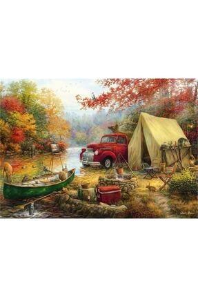 Anatolian Puzzle Anatolian Kamp Arkadaşları / Share The Outdoors 1500 Parça Puzzle /