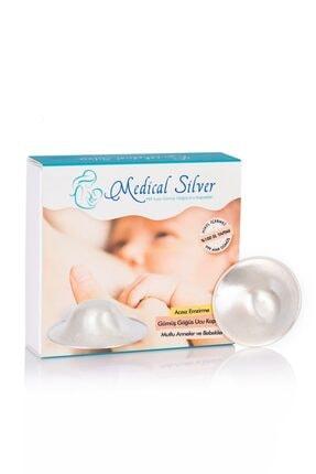 Medical Silver Gümüş Göğüs Ucu Kapakları 999 Ayar ( Tek Kapak )