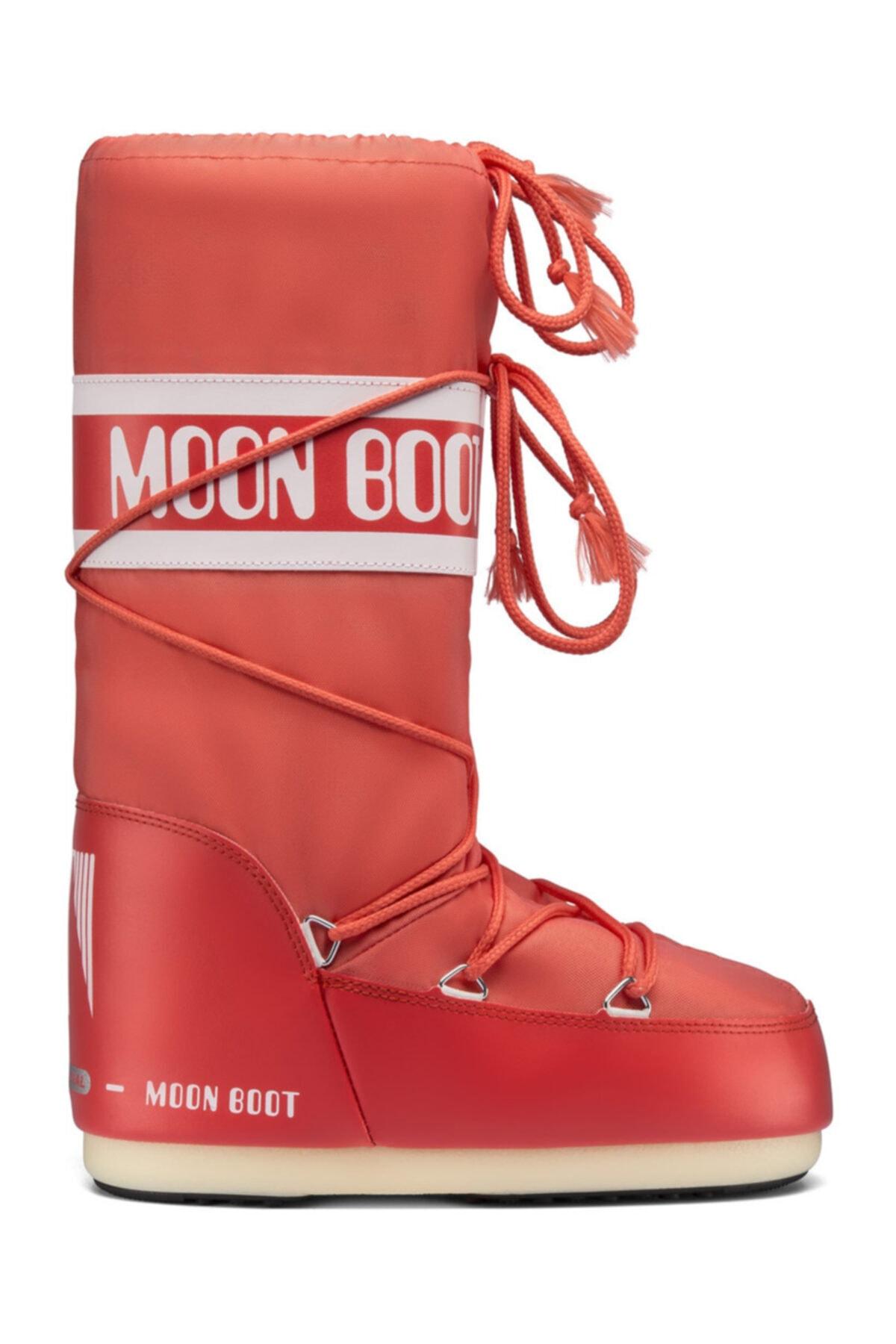 MOON BOOT Kadın Kırmızı Bot 1