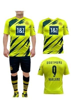 Liggo Erkek Çocuk Dortmund Haaland Forma Takımı