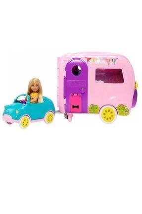 Barbie Chelsea Karavan Oyun Seti Fxg90