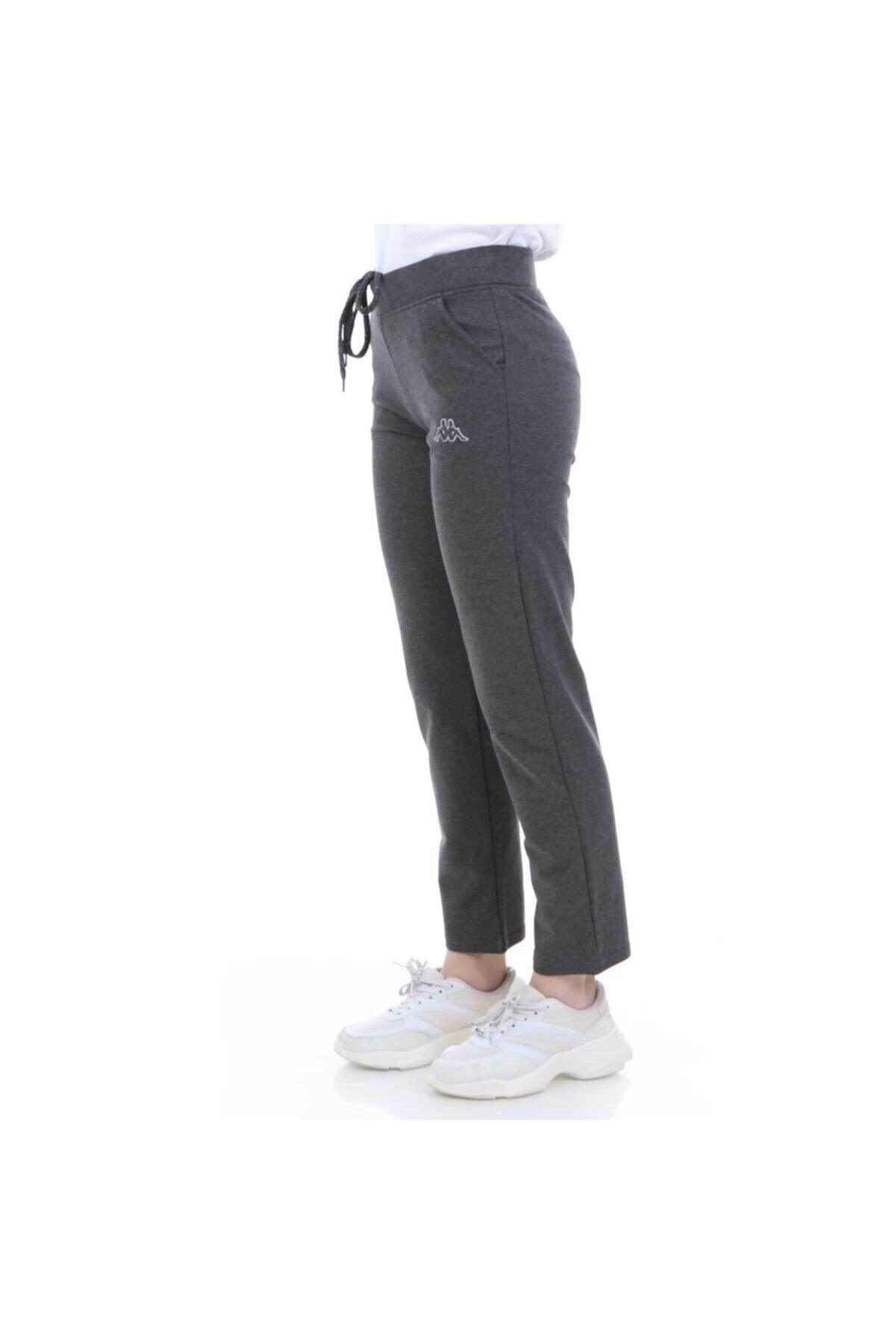 Kappa 30327k0 Kadın Sweat Pantolon Zeny - Füme - Xl 2