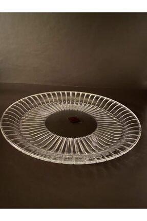 Paşabahçe Glamour Kristal Tabak 32 cm