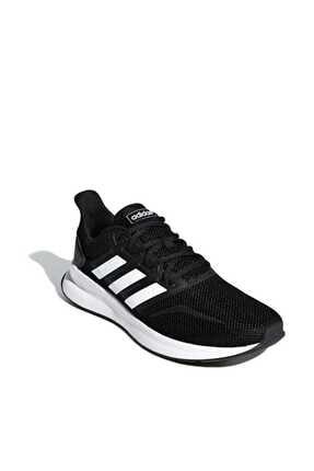 adidas Erkek Siyah Koşu Ayakkabısı Runfalcon