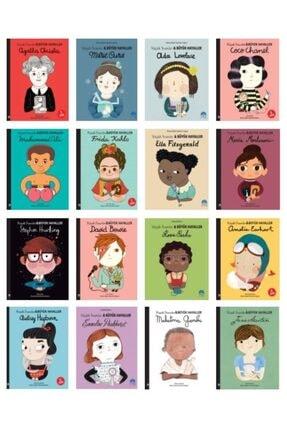 Martı Yayınları Küçük Insanlar Ve Büyük Hayaller Seti 16 Kitap