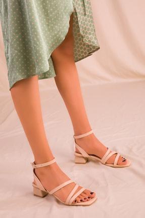 SOHO Ten Kadın Klasik Topuklu Ayakkabı 15843