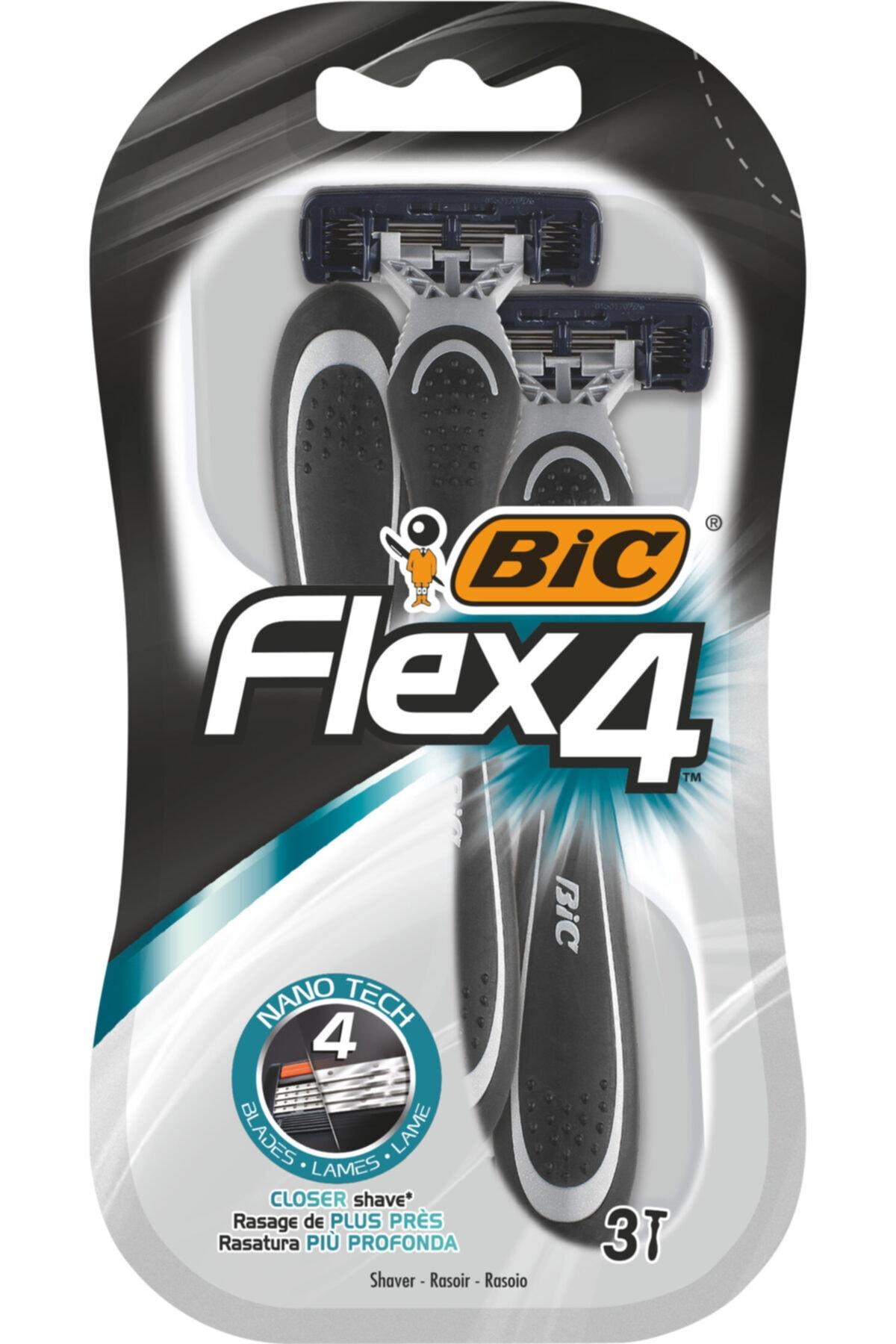 Bic Bıc Flex 4 Tıraş Bıçağı 1