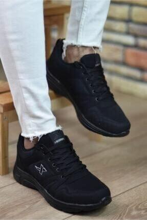 XStep Unisex Siyah Günlük Spor Ayakkabı
