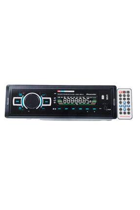 Moonstar Bms-42 Araba Oto Teyp Radyo Bluetooth 2 Çift Usb/sd/aux Telefon Şarj Rgb Tuş Işığı App Konrol