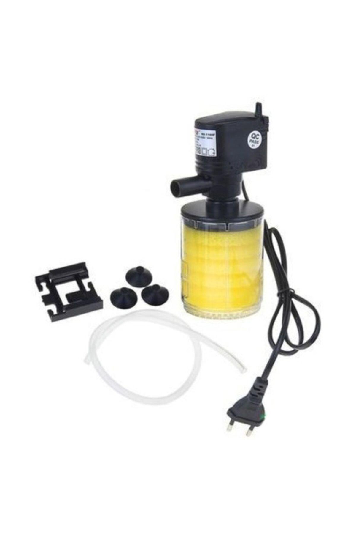 Xilong Xl-f070a Akvaryum Sarı Iç Filtre 1000 L/saat 12 W 1