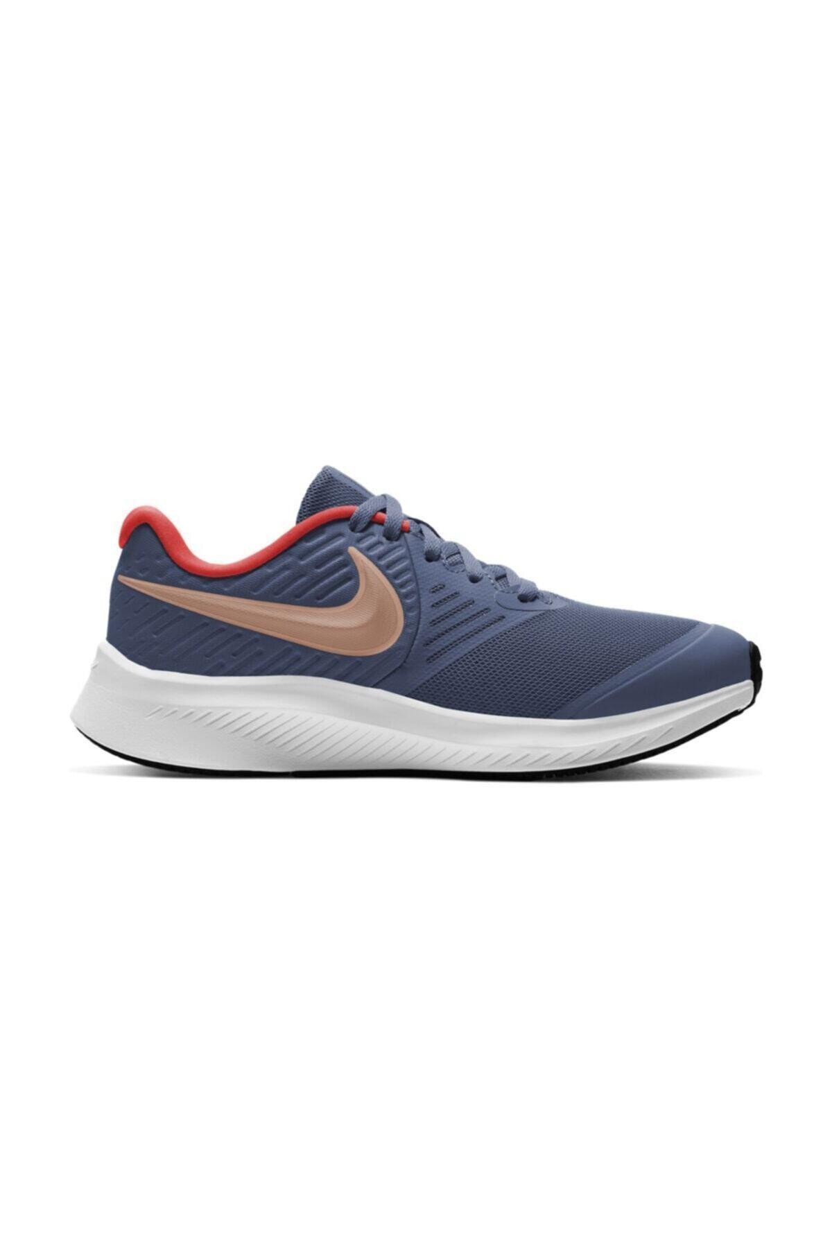 Nike Kadın Spor Ayakkabı Nike Star Runner 2 {gs} Aq3542-417 1