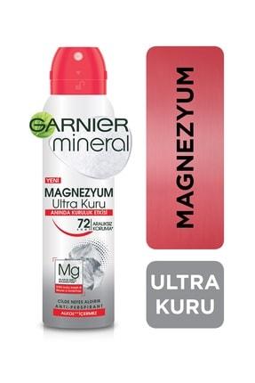 Garnier Mineral Magnezyum Ultra Kuru Sprey Deodorant