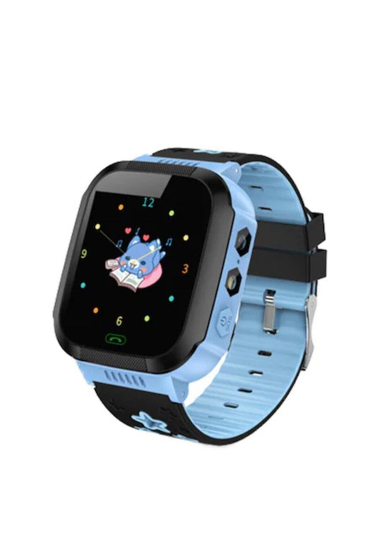 BabySmart Akıllı Saat - Çocuk Takip Saati - Gps - Sim Kartlı Arama- Kameralı 2