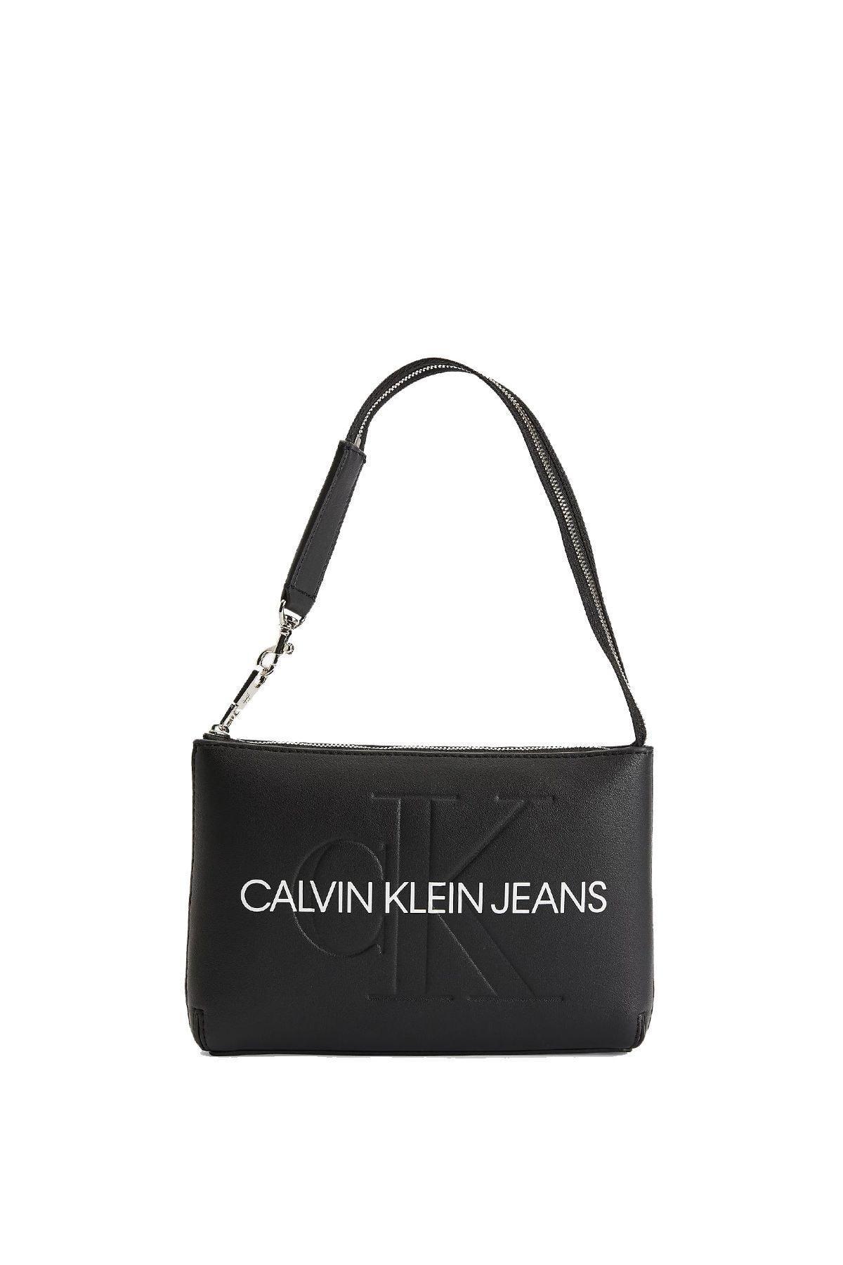 Calvin Klein Kadın Ckj Sculpted Mono Kadın Omuz Çantası K60k607462 1