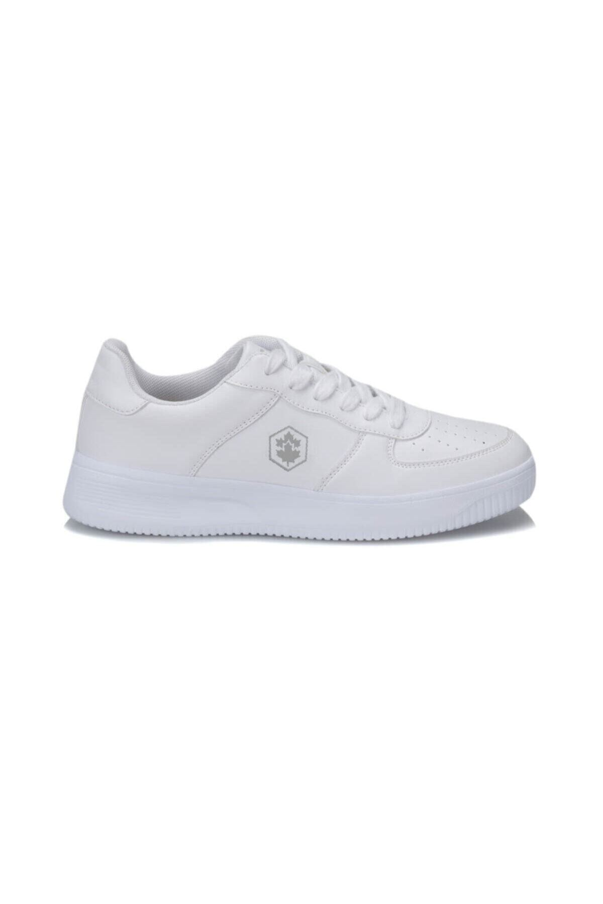 lumberjack FINSTER WMN 1FX Beyaz Kadın Sneaker Ayakkabı 100784939 1