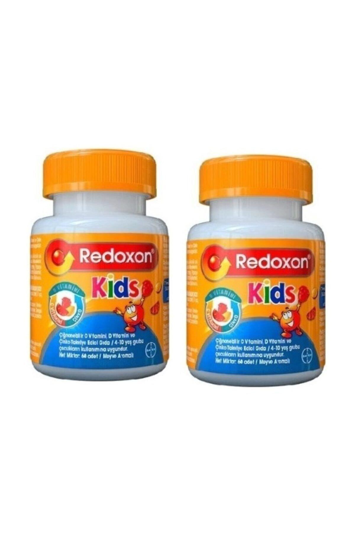 Redoxon Kids 60 Tablet 2 Kutu Özel Fiyat 1