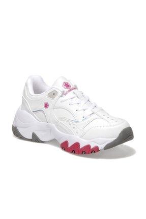 lumberjack REGINA PU 1FX Beyaz Kadın Sneaker Ayakkabı 100786437
