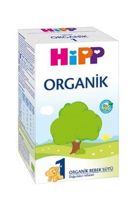 Hipp 1 Organik Bebek Sütü 600 gr